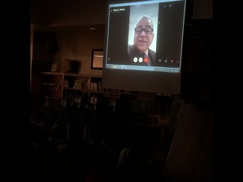 6th graders connect with a 9/11 survivor
