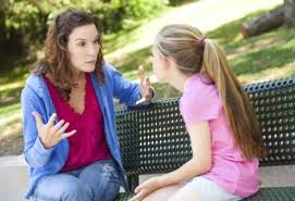 Arguing with Kids...Trapped in a No Win Stituation