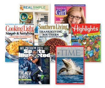 School Wide Magazine Drive Fundraiser