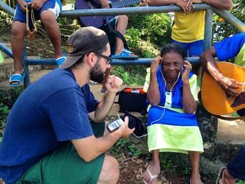Eli Laban: Fulbright Arts Grant in Honduras