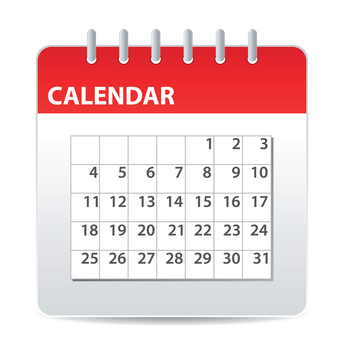 Website Calendar is the Official Calendar!