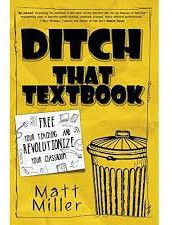 #Ditchbook
