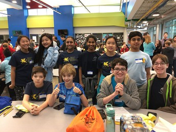 Sterling School has Strong Showing at MathCounts