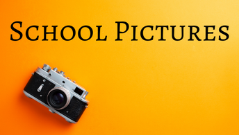 school pictures with an image of a camera