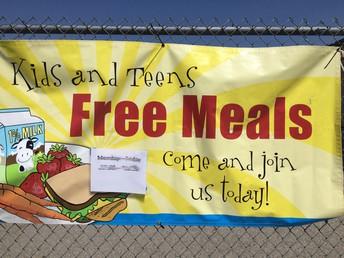 CVUSD Programa de verano de comidas gratis