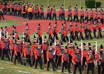 Intro to Marching Band Workshop