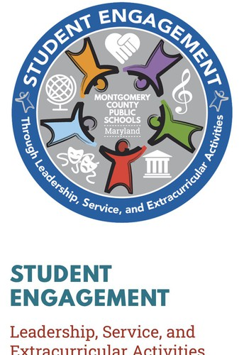Student Engagement Website Features Information on Leadership, Service, and Extracurricular Activities: