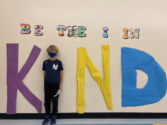 "A student puts the ""I"" in kind."