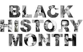 February: Black History Month!  Remember! - Learn! - Stand Up! - Acknowledge! - Act!
