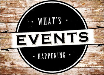 Upcoming Events & Dates to Remember