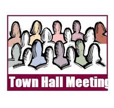Reopening Town Halls