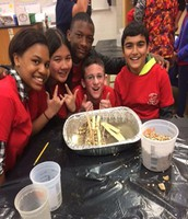 8th Graders STEM the Tide
