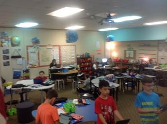 Mrs. Lents 4th Grade Class