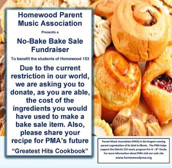 PMA Bake Sale