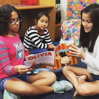 Bookspring Readathon: Kids Reading for Kids!