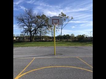 Basketball Court Makeover