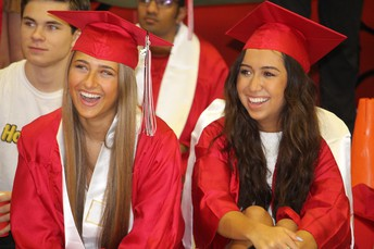 BHS students participate in annual Senior Walks