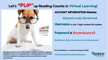 Reading Counts .....