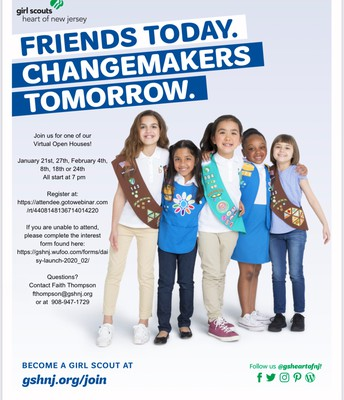 Girl Scout Information Session