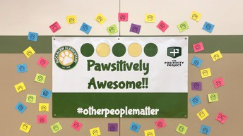 Positivity Project 2019-2020 #OTHERPEOPLEMATTER
