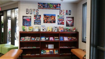 Boys Read Area