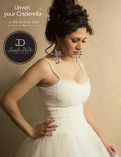 Unveil your Cinderella magazine
