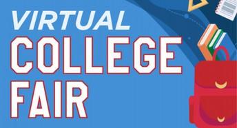 Spring Virtual College Fairs