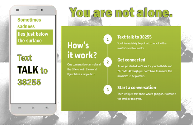 Suicide Prevention Help Lines