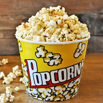 LAST Popcorn Day