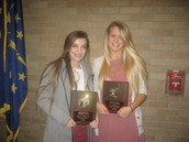 Fall Awards - Volleyball