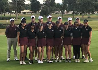 Hamilton made history at the 2019 AIA Division I Golf Championship