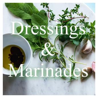Dressings & Marinades