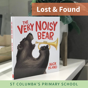 Lost & Found  - is this your book?