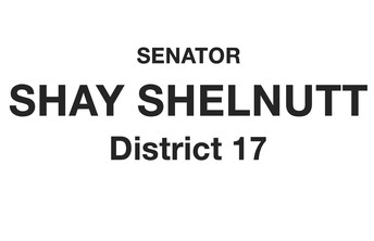 Senator Shay Shelnutt, District 17, logo