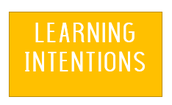 Secondary Level Video of Learning Intentions