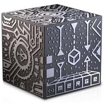 Hot Augmented Reality Item: $1 Merge Cube at WalMart