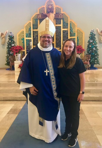 An update from Lydia Pendleton, our YASC (Young Adult Service Corps) Missionary serving in the Diocese of Puerto Rico