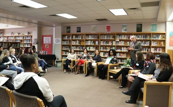Career Chatter Launches at Abington Senior High School