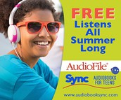Free Audiobooks all summer long!