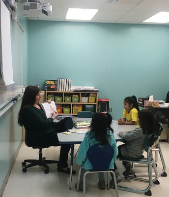Literacy With Instruction and Literacy Coach Ms. Merati