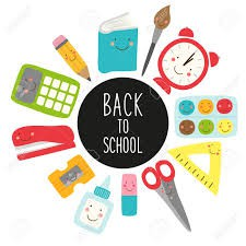 In Person Learner School Supply Drop Off, Monday, August 17th