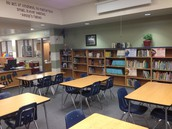 Wanamaker Elementary Library