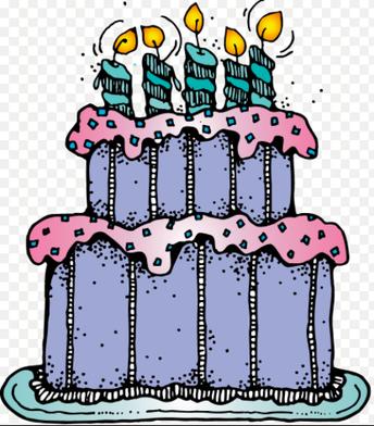 May Staff Birthdays