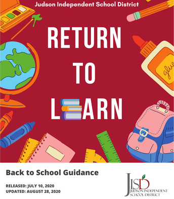 Updates to our Return to Learn Guidance Document