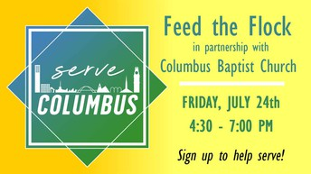 July SERVE Columbus Details