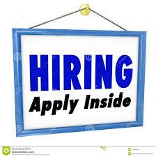 YCS Employment Opportunities