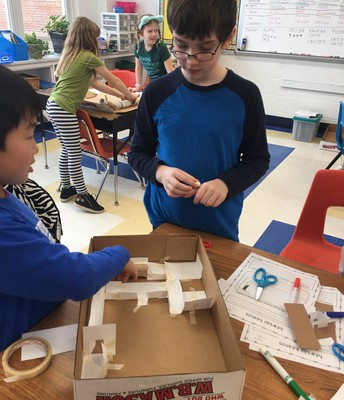 Building Marble Mazes