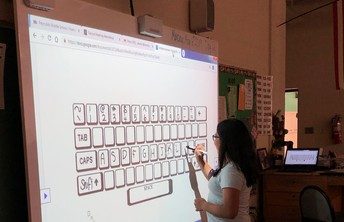 HTSD High School & Middle Schools received New Projector Solutions