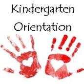 Incoming Kindergarten Orientation