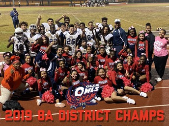 8A District Champions
